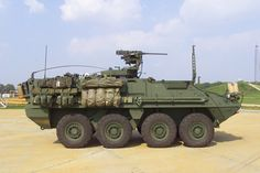 M1127 Stryker RV - Reconnaissance Vehicle Pictures
