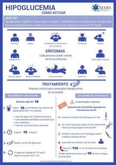 Hipoglucemia. #diabetes