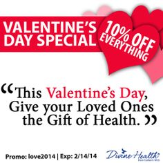 Give the gift of health, last day for promotion to apply!
