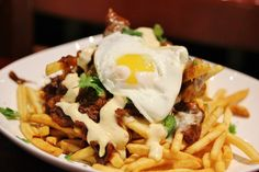 Oxtail Chili Cheese Fries