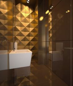 Bathrooms Where Design is the Talking Point