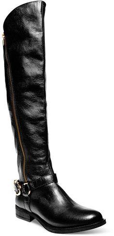 Steve Madden Women's Skippur Over-The-Knee Boots