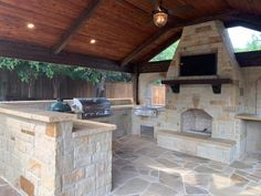 Outdoor Kitchen with Covered Patio Flower Bed Edging, Drainage Solutions, Backyard Pavilion, Landscape Services, Landscaping Company, Outdoor Kitchens, Outdoor Living Areas, Arkansas, Landscape Design