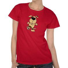 Dancing Puppy Dog Cartoon Shirt #dogs #funny #shirts #pets #dancing #cartoon #dog #animals #zazzle #petspower