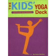 The Kids Yoga Deck