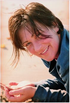 k d lang.....beautiful woman and breathtaking voice. I will run into her again.