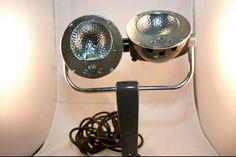 Online veilinghuis Catawiki: Kobalt design flitslamp