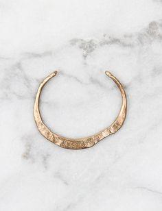 WWAKE Notched Reflect Cuff - Bronze