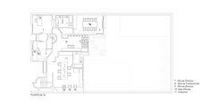 DHNN Creative Agency Offices,Plan