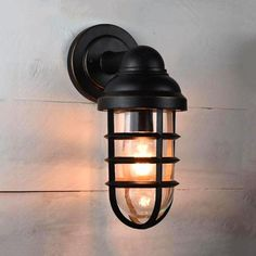 Shop Lighting Collective for Interior Wall Lighting Australia. This Vintage Industrial wall light with a cage is perfect for lighting up your Hallway or Bedroom. Interior Wall Lights, Industrial Wall Lights, Interior Walls, Wall Lighting, Shop Lighting, Nordic Lights, Exterior Lighting, Vintage Lighting, Vintage Industrial