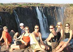Safari to the Falls