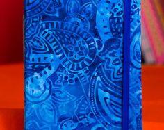 Capa para Kindle Batik Azul