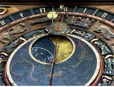 Astro Clock St. Mary's Church, Rostock, Germany, 1400-1509.