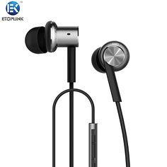 Find More Earphones & Headphones Information about Xiaomi Mi Design Dual Driver Headphone 3.5mm In Ear Metal Super Bass Headset With Mic Double Circle HIFI In Ear Earphone For MP3,High Quality headset helmet,China headset best Suppliers, Cheap earphone price from Guangzhou Etoplink Co., Ltd on Aliexpress.com
