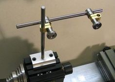 A Dial Indicator Stand for the Taig Lathe