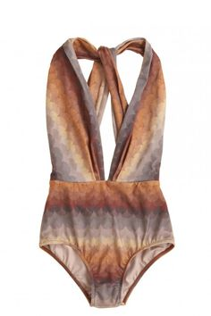 Itapua Printed Swimsuit | Calypso St. Barth