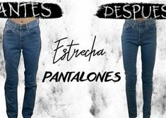 10 Ideas hechas con Jeans o Vaqueros (Reciclaje) Ecobrisa Comfortable Outfits, Skinny Jeans, Sewing, Pants, Clothes, Ideas Creativas, Youtube, Diy, Fashion