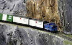 » Northlandz: крупнейшая модель железной дороги в мире Это интересно!
