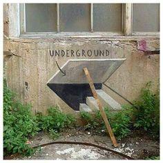 Escif Street Art