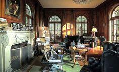 Tuxedo Park New York Victorian interior mansion