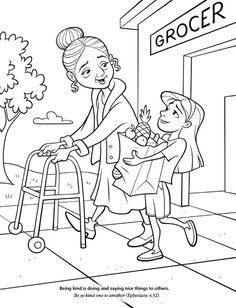 """Ideas y ayudas visuales para enseñar """"Yo trato de ser como Cristo"""" a los niños de la Primaria"""