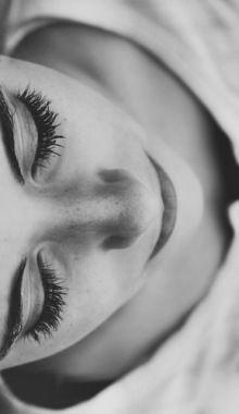 those eyelashes