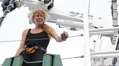 Crew of the Rainbow Warrior (C) Greenpeace / Sarah Yates Rainbow Warrior, Australia