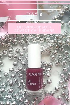 Opening Beauty Advent Calendars Day 8. Click the photo for more!