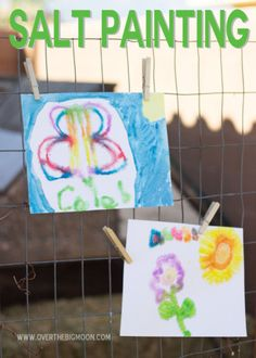 911 crafts for toddlers Salt Painting Salt Painting activity for kids! Perfect for all ages! Salt Painting Salt Painting activity for kids! Perfect for all ages! Painting Activities, Craft Activities For Kids, Projects For Kids, Craft Projects, Crafts For Kids, Activity Ideas, Summer Activities, Salt Painting, Toddler Crafts