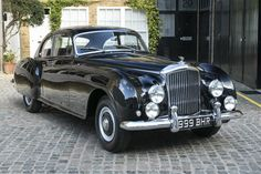 1953 Bentley R-Type Continental Fastback Maintenance of old vehicles: the material for new cogs/casters/gears/pads could be cast polyamide which I (Cast polyamide) can produce