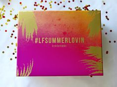 Look fantastic July review - Beaufou jewellery box