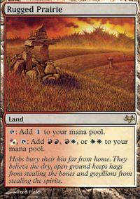 Rugged Prairie from Eventide at TCGplayer.com as low as $9.02