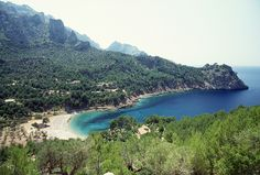 Cala Tuent, Mallorca - BALEARIC ISLANDS (SPAIN)