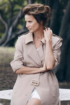 Rachel Griffiths wants her next role to be M in James Bond - Vogue Australia