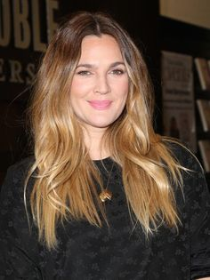 """Drew Barrymore looked casually chic as she posed for the shutterbugs at her """"Wildflower"""" book signing event held at Barnes & Noble at The Grove in Los Angeles. The event was held on Wednesday, November 4, 2015...."""