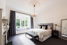 Sandringham ReSandringham Renovation - Bedroom :: Designed by Eat Bathe Livenovation Bungalow Extensions, Renovations, Modern Bungalow, Interior Renovation, Bed, Furniture, Interior, Bungalow, Home Decor