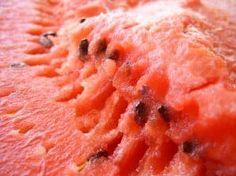 Wassermelonensamen senken Bluthochdruck als einfaches Hausmittel.