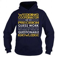 Wedding Coordinator - Job Title - #design shirts #t shirts design. CHECK PRICE => https://www.sunfrog.com/Jobs/Wedding-Coordinator--Job-Title-Navy-Blue-Hoodie.html?id=60505
