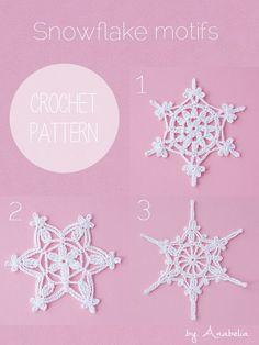Decoración navideña a crochet 1ª parte. 10 ideas con tutoriales | Aprender manualidades es facilisimo.com