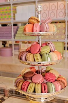 yes please! #pretty #macaroons
