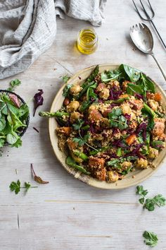 Empowering Earth Salad - Cook Republic