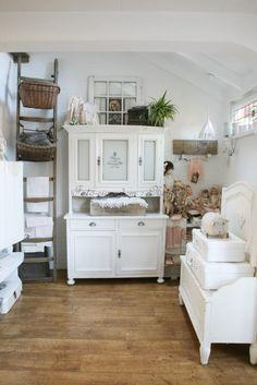 keuken,**foto  reportage van ons huis, voor het tijdschrift Shabby style)(2013)**