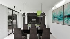 Projeto Rubi Portugal, Conference Room, House, Table, Furniture, Home Decor, Trendy Tree, Modern Townhouse, Home Ideas
