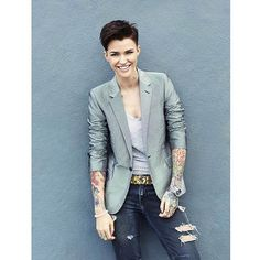 Instagram photo by Ruby Rose • Jul 12, 2015 at 7:47 AM