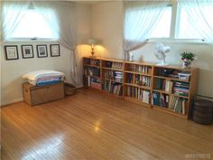 Gleaming hardwood floors in the bedrooms at 21 Dalewood Dr, Amherst | $139,900