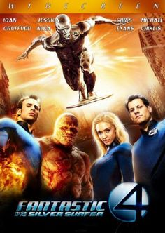 Fantastic Four: Rise of the Silver Surfer (2007) in 214434's movie collection » CLZ Cloud for Movies