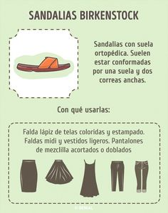 Guía del calzado femenino