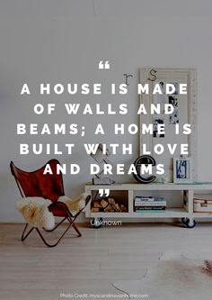 36 Best Beautiful Quotes About Home Images Home Quotes