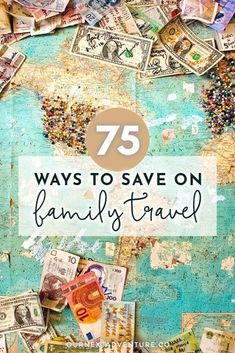 family travel Traveling as a family on a budget Read 75 ways to save on your next family vacation. How to save on cheap flights, accommodations, transportation, food and more when planning a family trip on a budget. Travel Advice, Travel Guides, Travel Tips, Travel Destinations, Travel Hacks, Packing Hacks, Travel Info, Travel Essentials, Cheap Travel