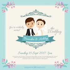 Image result for wedding invitations couple drawing black and white